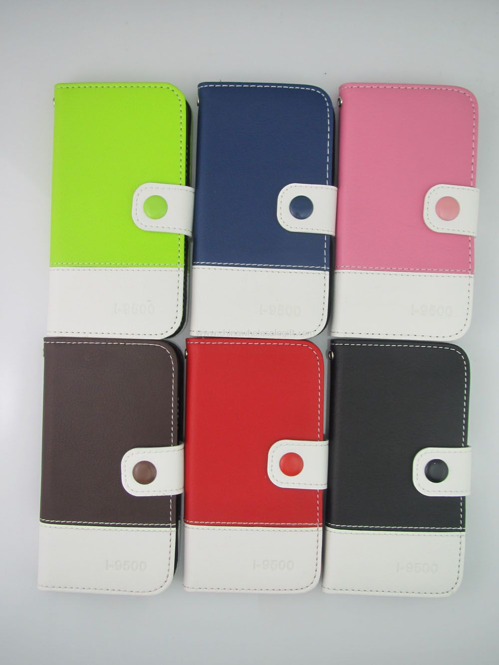 Fashion PU Leather Case Cover For Samsung Galaxy S4