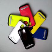 3200mAh External Backup Battery Case for Samsung Galaxy S4 images