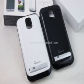 Aluminium Power Bank 3200 MAH External Battery Case For Samsung Galaxy S4 images