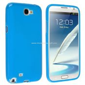 TPU case for Samsung Galaxy Note2 images