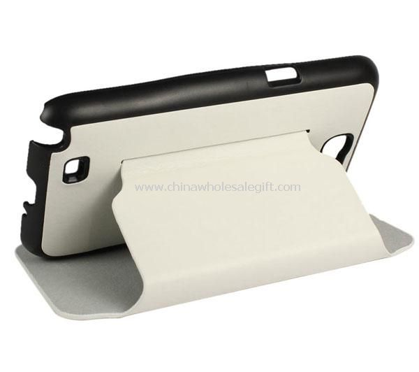 PU Leather Case For Samsung Galaxy Note 2