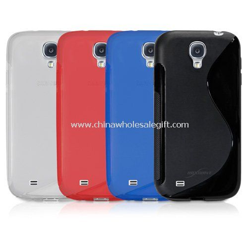 SOFT TPU Case for Samsung Galaxy S4 i9500