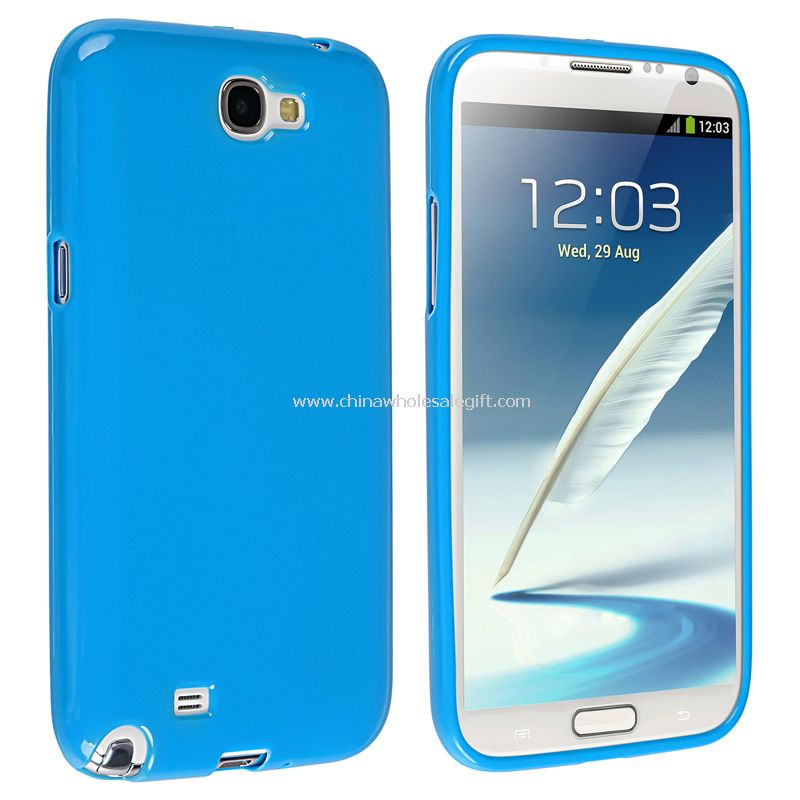TPU case for Samsung Galaxy Note2