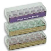 12 packs flameless tealight images