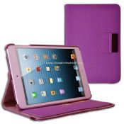 360 rotating leather case for ipad mini images
