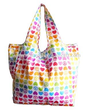 Canvas Fashion Lady Shoulder Bag