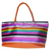 Foldable beach bag images