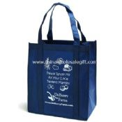Logo printed nowoven bag images
