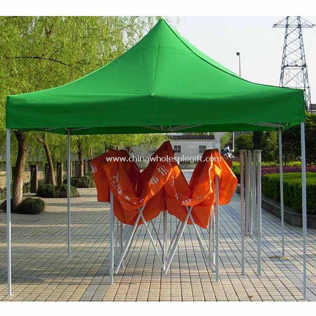 Advertisement Display Tent