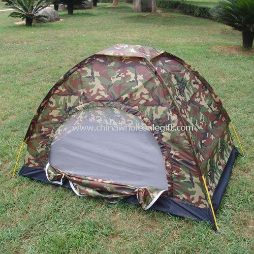 Camo Camping Tent