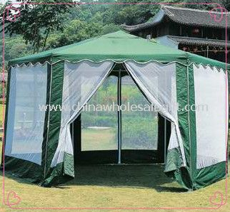 Folding Garden Gazebo Tent