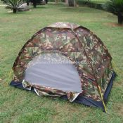 Camo Camping Tent images