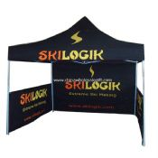 Promotional Tent with walls images