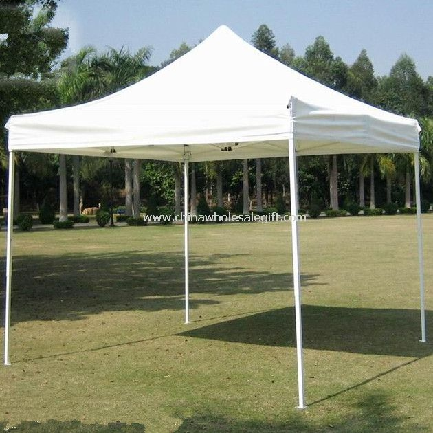 White Promotional tent