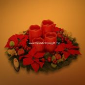 Led wax Candle for Christmas images