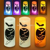 Halloween Led wax Candle images