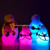 Santa claus  Led wax Candle images
