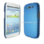 Carbon Fiber Back Case For for Samsung I9300 Galaxy S3 images