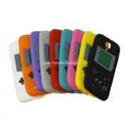 Retro Soft Silicon Gel Case Cover Skin Samsung Galaxy S4 I9500 images