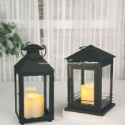 metal led lanterns images