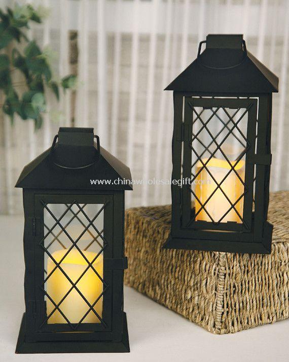 metal lanterns