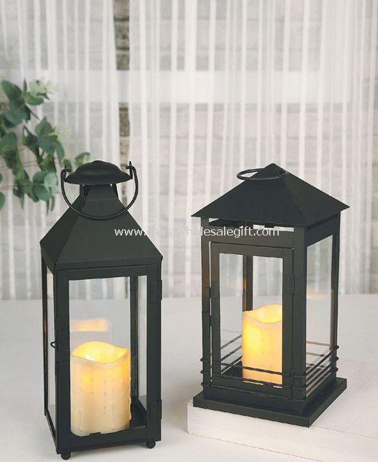 metal led lanterns