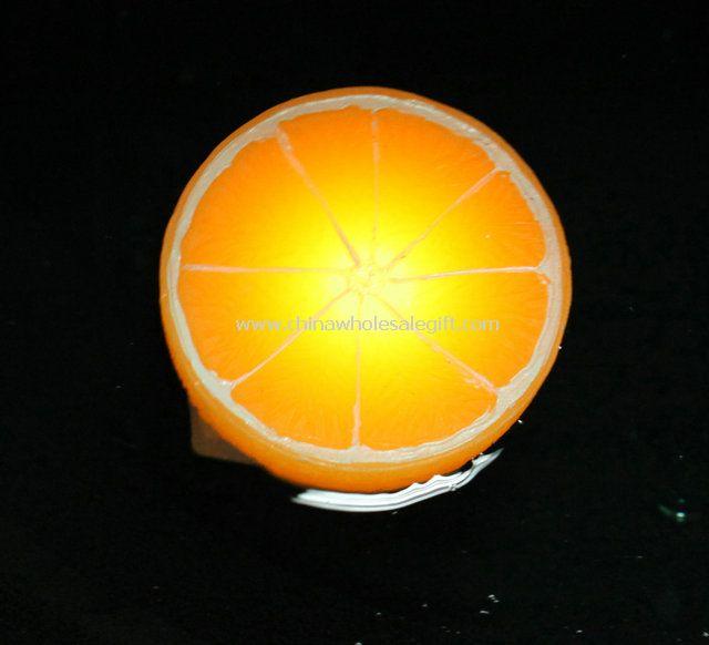 Orange Floating Light