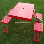 ABS Folding Picnic Table images