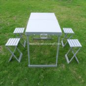 Folding picnic table images