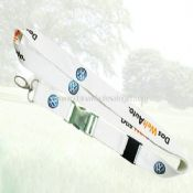 Promotional Heat-transferred printing lanyard images