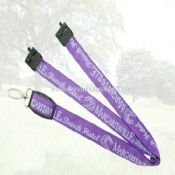 Woven lanyard images