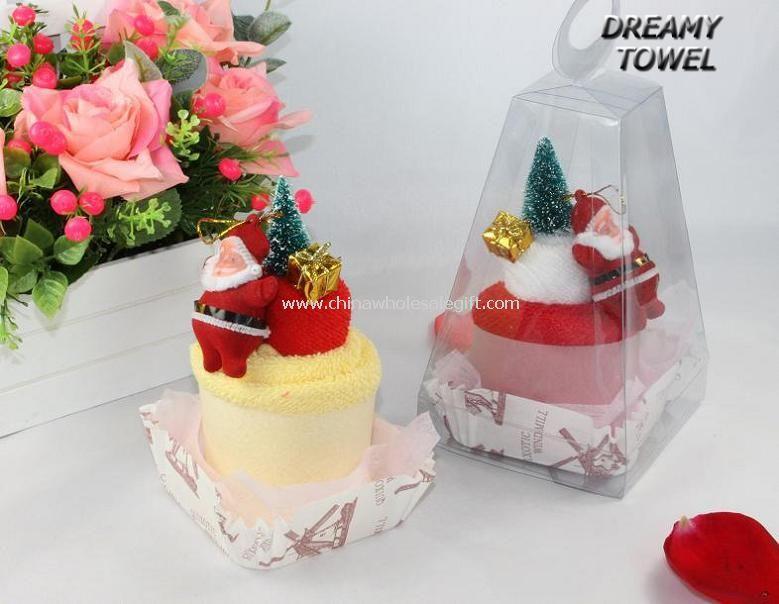 towel cakes