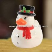 Christmas duck piggy bank images