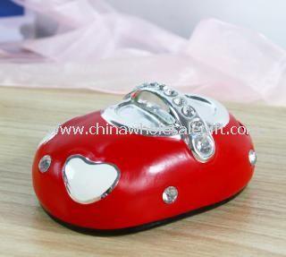 Small Shoes Fashion Coin Box