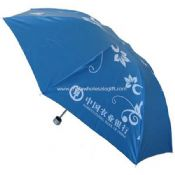 3-Fold Promotional Umbrella images