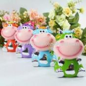 Plated Piggy Bank images