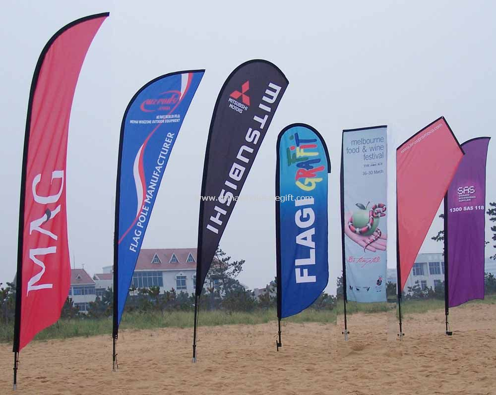 Advertising Promotional Flags