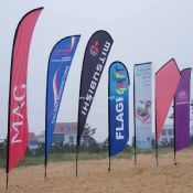 Advertising Promotional Flags images