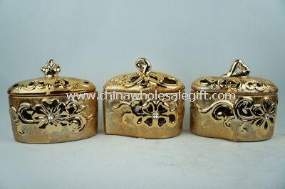 Ceramic Home Candy Box
