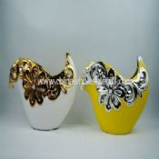 Ceramic art flower vases images