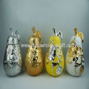 Ceramic Pear Candy Jar images