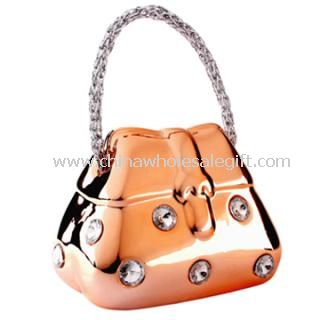 Bag Piggy Bank Design Handbag With Tape