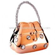 Bag Piggy Bank Design Handbag With Tape images