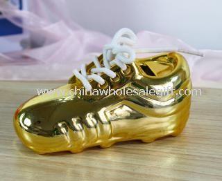 Promotional Gold Colour Piggy Banks