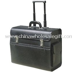 carrying luggage case