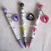 Pens with ornaments images