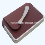real leather Name card holder images