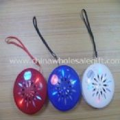 Plastic Mini Speaker support TF card, U-disk, with FM images