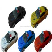 Police Car shape mini speaker images