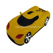 Sports Car shape mini speaker images